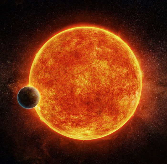 Newly discovered exoplanet LHS 1140b could host alien life