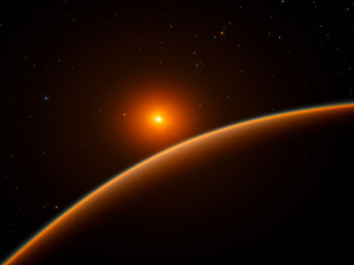 Could there be life on newly discovered planet?