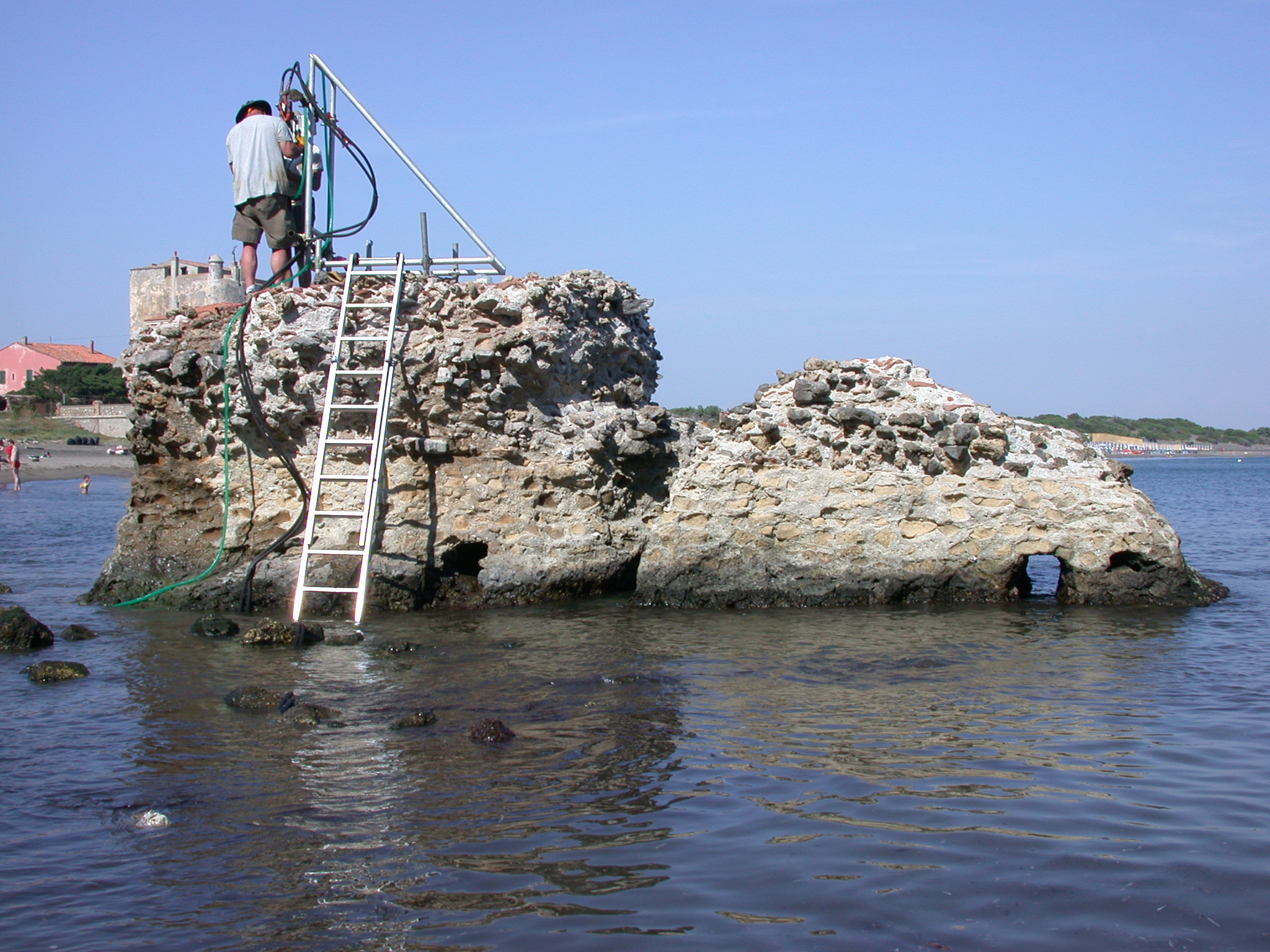 How Did Romans Make Such Solid Concrete 2000 Years Ago? Secret Unveiled