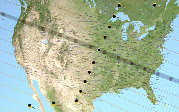 Solar Eclipse will be mostly visible in the Treasure State