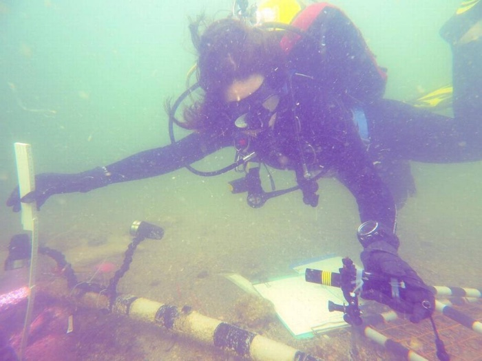 Diver stumbles upon 7000-year-old Native American burial ground