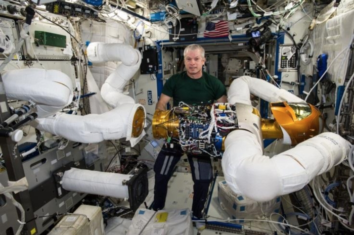 NASA TV to air USA spacewalk at the International Space Station