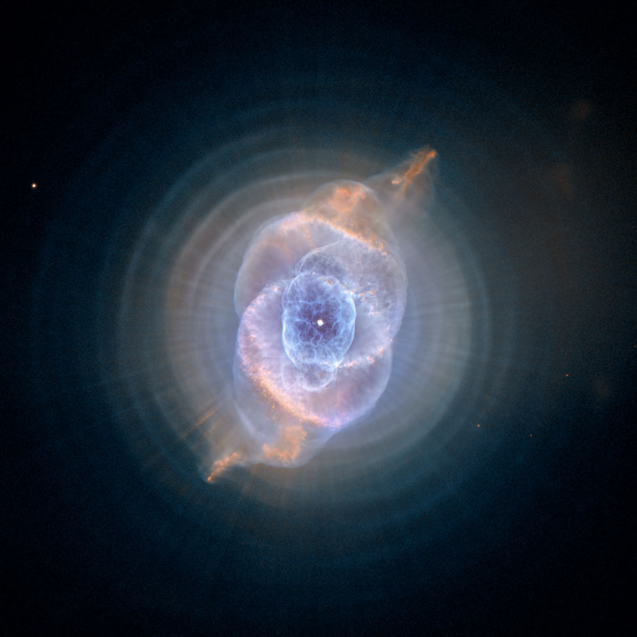 When Our Sun Dies, The Planetary Nebula Will Be Faint