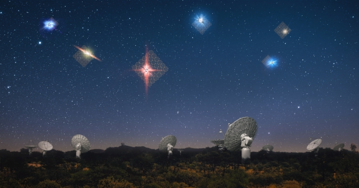 'Number of mysterious fast radio bursts doubled'
