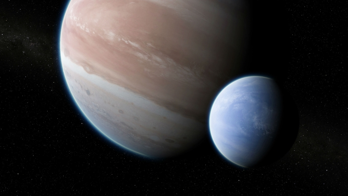 Have scientists found a moon around a planet outside the solar system?