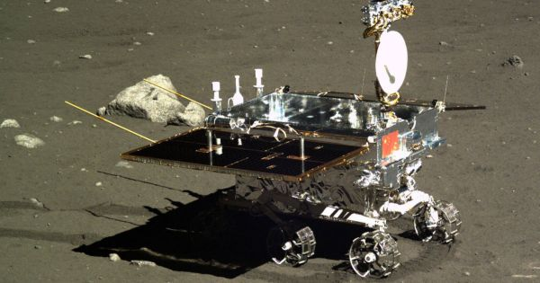 China launches Chang'e-Four probe to make clear moon's darkish facet