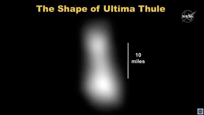 NASA's New Horizons Begins Countdown to Ultima Thule Flyby
