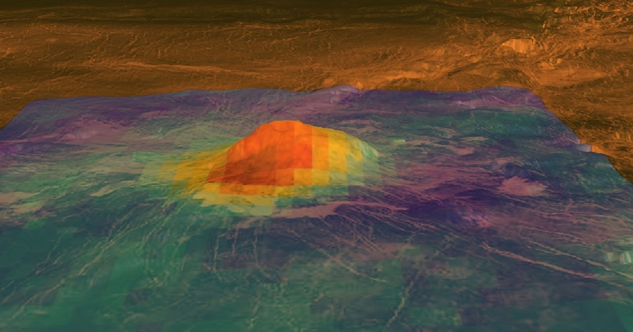 There May Be Active Volcanoes on Venus: New Evidence