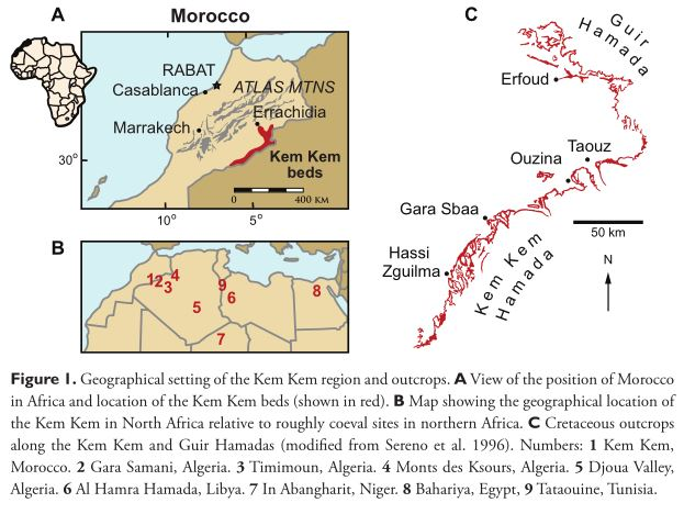 Paleontologists: Eastern Morocco Once 'Most Dangerous' Region on Earth