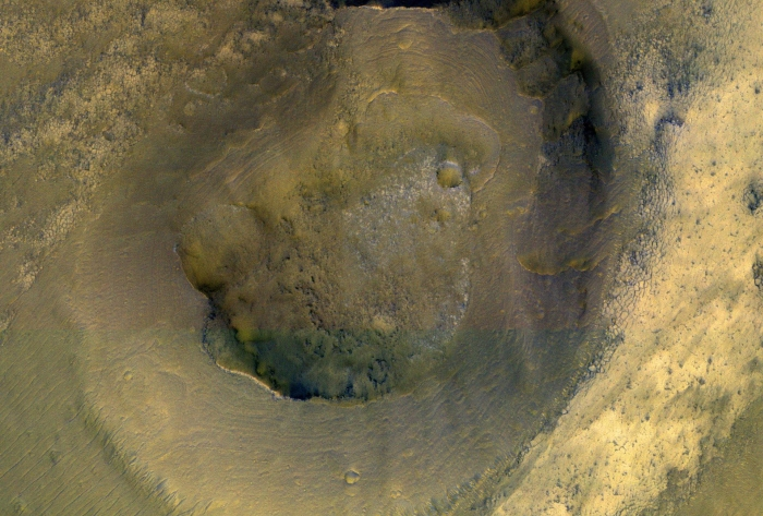 Mars Once Had a lot more Water than Scientists Thought