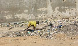 Toxic Waste on Par with Malaria as a Global Killer