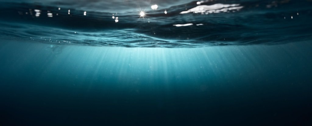 Deep in The Ocean, There's a 'Shadow Zone' Where The Water Is 2,000 Years Old