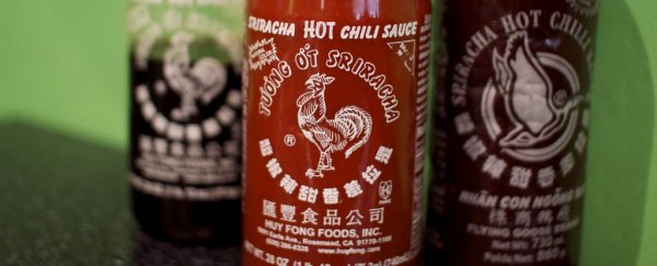 Using hot sauce is a really easy way to improve your diet, say experts