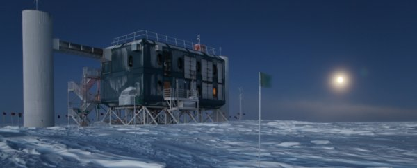 South Pole observatory could solve those mysterious radio bursts from deep space