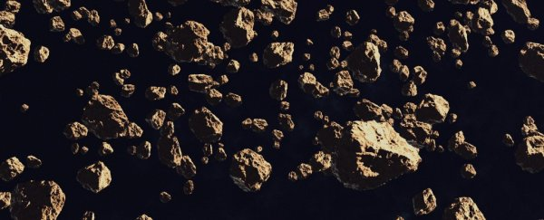 A brave fleet of tiny nanosatellites could explore 300 asteroids in our solar system
